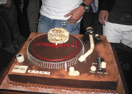 Best Birthday Cake Award Goes To Hong Kong Hustle