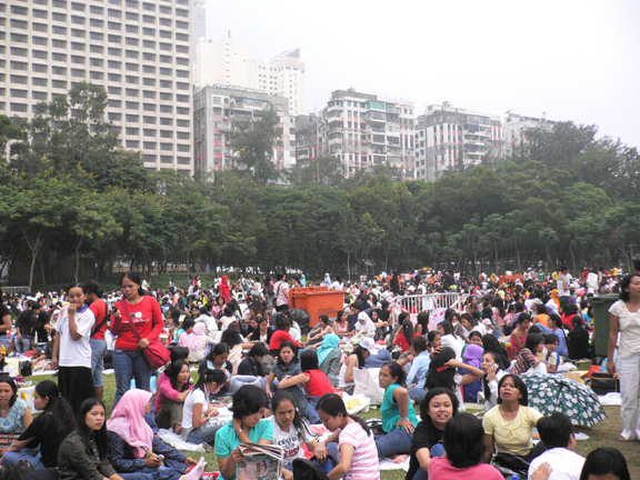 Maids to order in hong kong