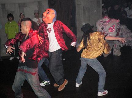 A Hip Hop Lion Dance
