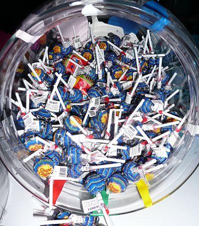 Adidas Chupa Chups lollipop