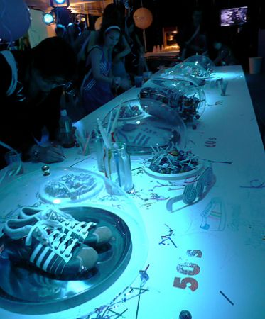 Adidas House Party 60th HK