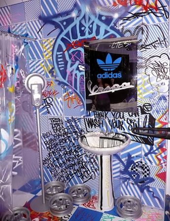 Adidas party Hong Kong