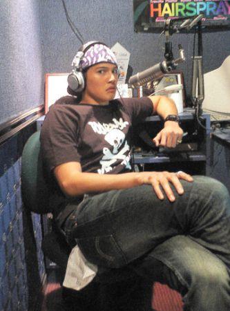 Borgy On The Radio