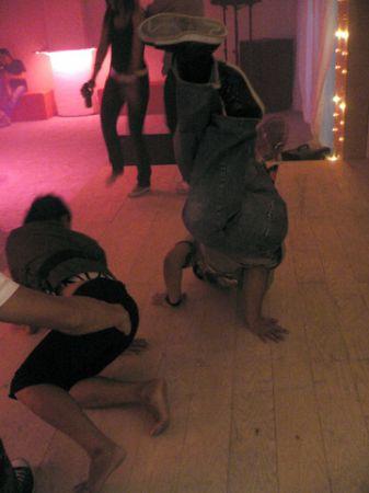 Breakdance Diesel party HK