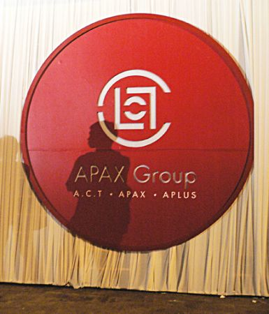 CLOT Apax Logo