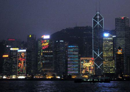 Christmas Hong Kong HK