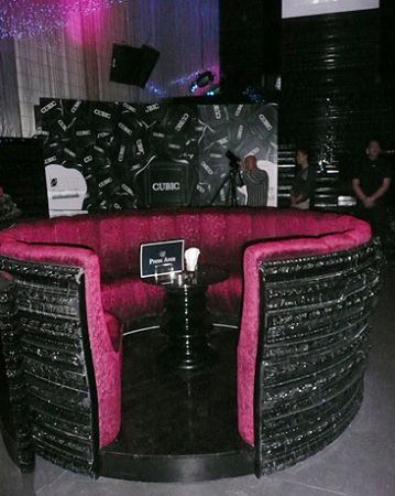 Cubic nightclub Macau karao