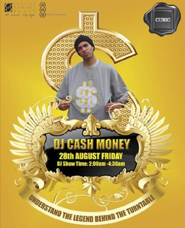 DJ Cash Money Cubic Macau C. The place to be in Macau after the recent Lady