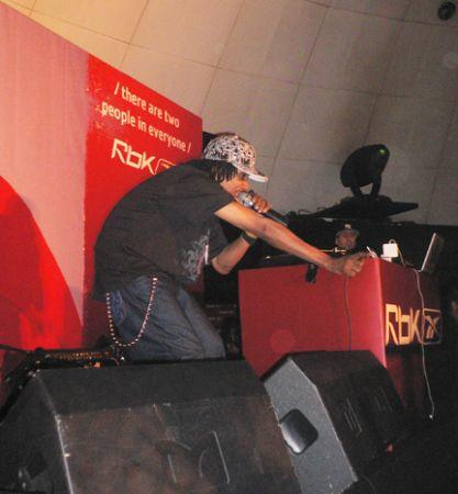 DJ Kool Reebok