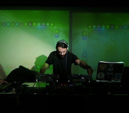 DJ Mr Flash Ed Banger Paris