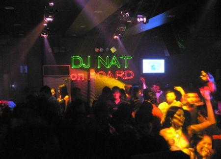 DJ Nat Alchemy Sign