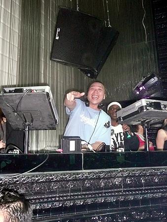 DJ Ulysses Hong Kong DI