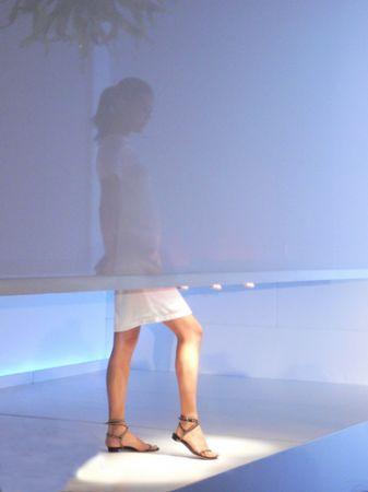 Gaile Runway Model HK