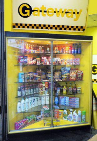 Gateway Supermarket Hong Ko