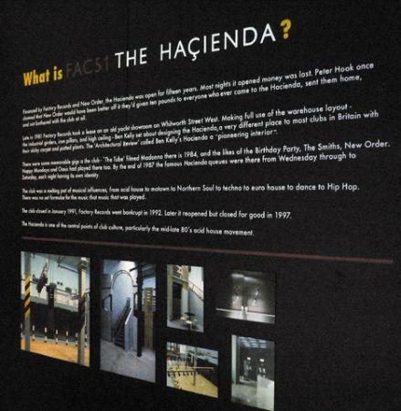 Hacienda exhibit Y3 Hong Ko