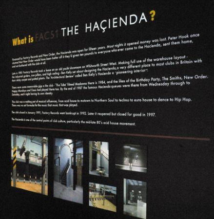 Hacienda exhibit Y3 Hong Ko