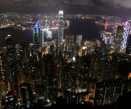 Hong Kong Olympics 2008