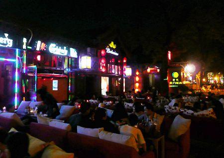 Houhai bar restaurant Beiji