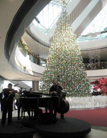 IFC mall Christmas