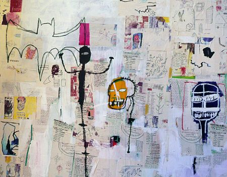 Jean Michel Basquait Louis