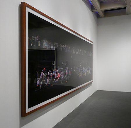LV art exhibit Hong Kong HK