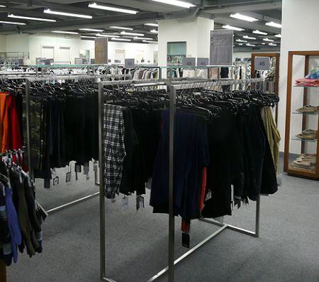 Lane Crawford warehouse Ap