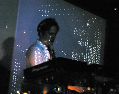 Laurent Garnier DJ Volar