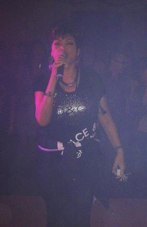 Maria Cordero HK Diesel sin