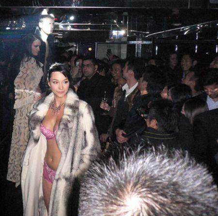 Model Hong Kong Fashion Sho
