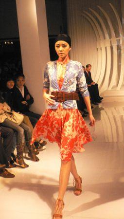 Models Shanghai Tang Hong 0