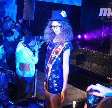 Moussy fashion show HK SLY
