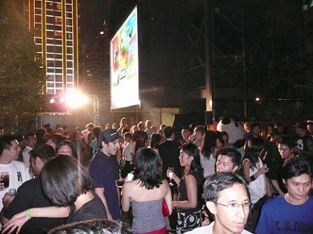 NSW block party Nike Hong