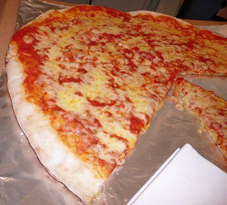 NY pizza Hong Kong HK