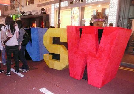 Nike NSW store Hong K