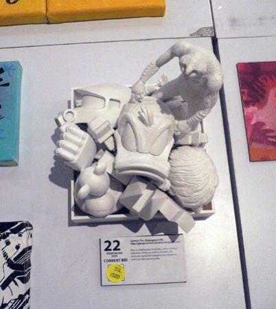 Nike art show degrees HK