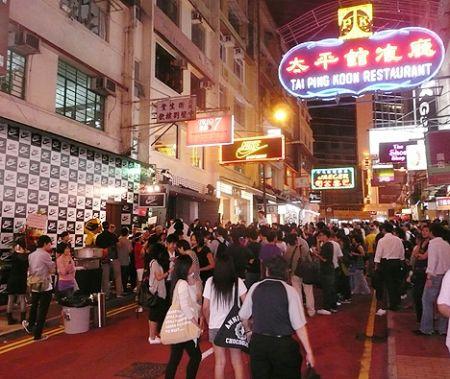 Nike block party Hong HK