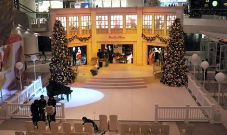 Pacific Place Christmas HK
