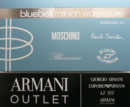 Paul Smith Bluemarine wareh