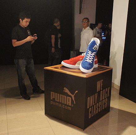 Puma archive sneakers hong kong