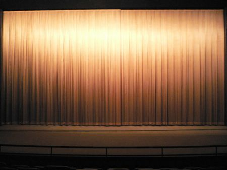 Queens curtain