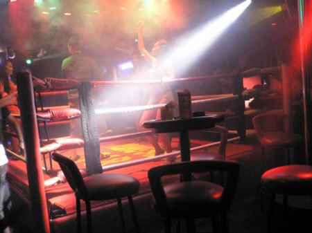 Ringside Manila Boxing