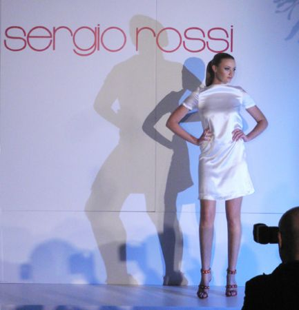Sergio Rossi HK Fashion M