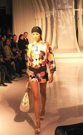 Shanghai Tang China models