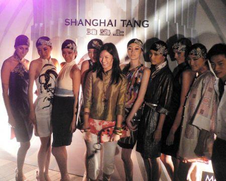 Shanghai Tang models China