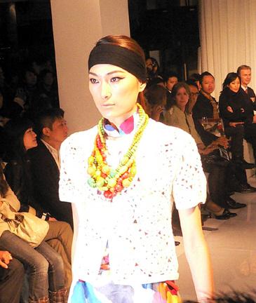 Shanghai Tang pop art fashi