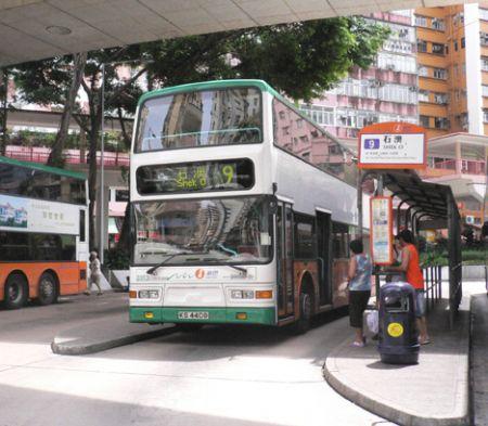 Shek O bus Shau Kei Wan