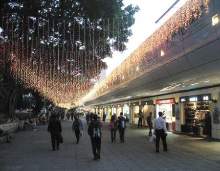 TST Christmas lights