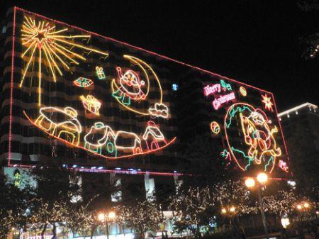 Tsim Sha Tsui Christmas