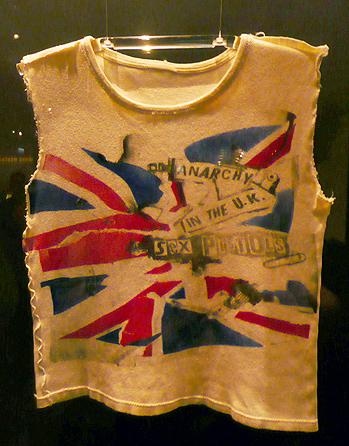 Vivienne Westwood Punk pist