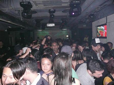 Volar club bar Hong Kong
